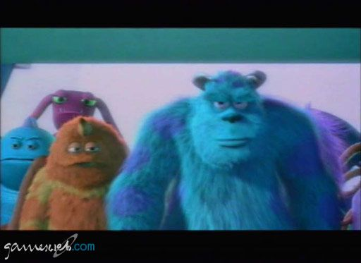 Die Monster AG - Screenshots - Bild 2