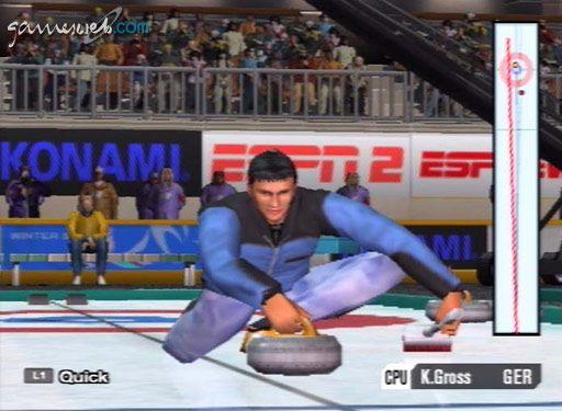 ESPN International Winter Sports - Screenshots - Bild 21