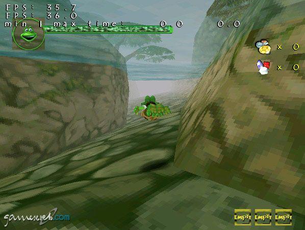 Frogger: The Great Quest  Archiv - Screenshots - Bild 3