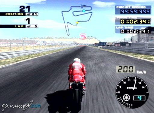 MotoGP 2 - Screenshots - Bild 11