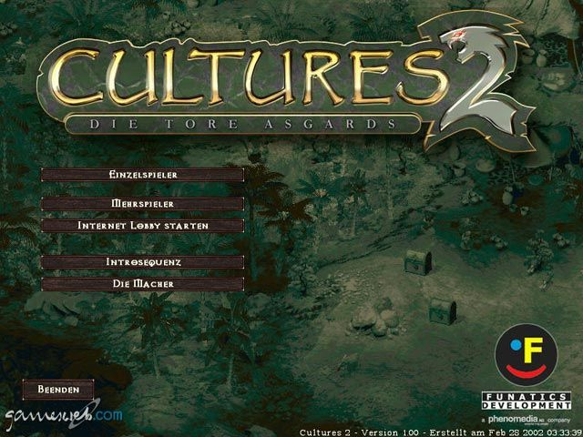 Cultures 2 - Die Tore Asgards - Screenshots - Bild 11