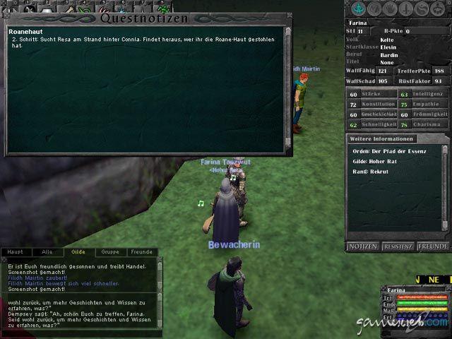 Dark Age of Camelot - Screenshots - Bild 14