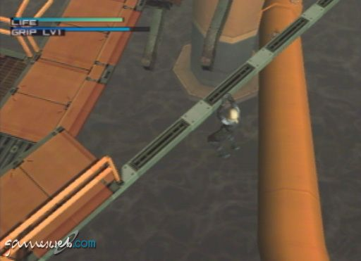 Metal Gear Solid 2 - Screenshots - Bild 19