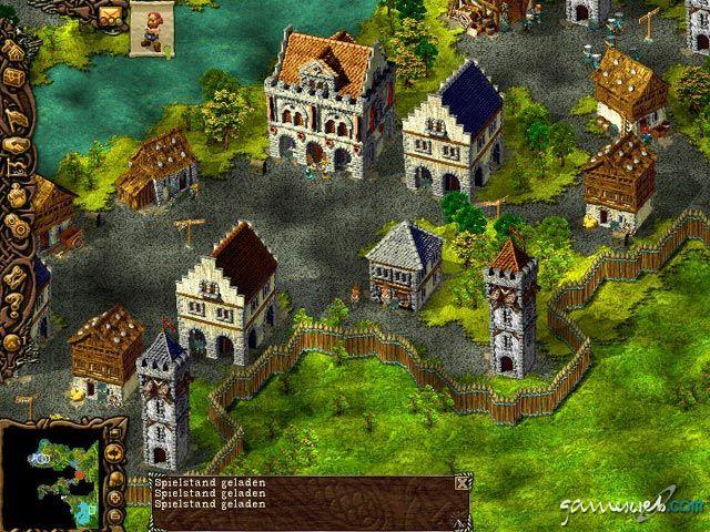 Cultures 2 - Die Tore Asgards - Screenshots - Bild 7
