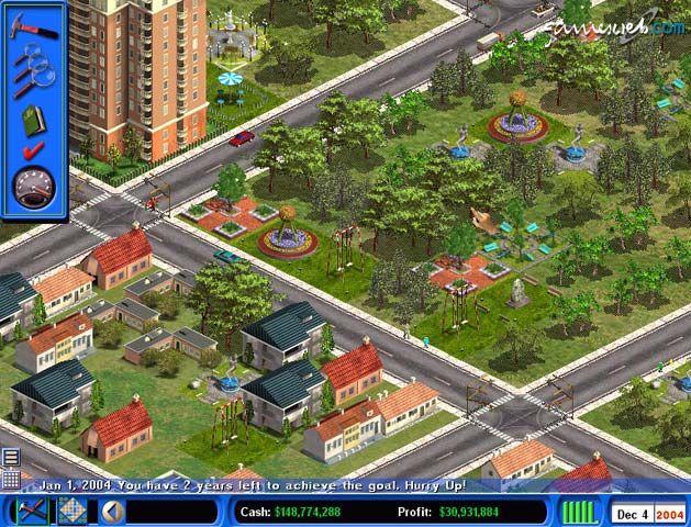 Capitalism II - Screenshots - Bild 11
