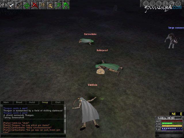 Dark Age of Camelot - Screenshots - Bild 2