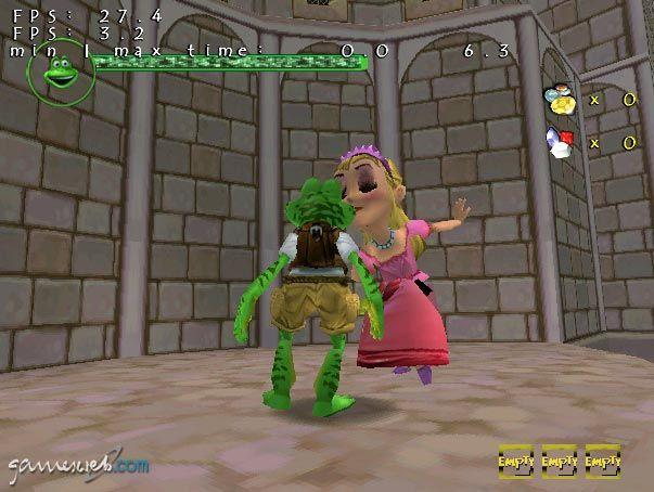 Frogger: The Great Quest  Archiv - Screenshots - Bild 5