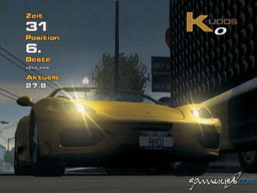 Project Gotham Racing - Screenshots - Bild 3