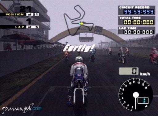 MotoGP 2 - Screenshots - Bild 13