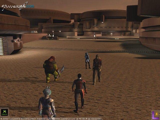 Star Wars: Knights of the Old Republic - Screenshots - Bild 130