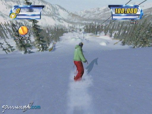 Amped: Freestyle Snowboarding - Screenshots - Bild 2