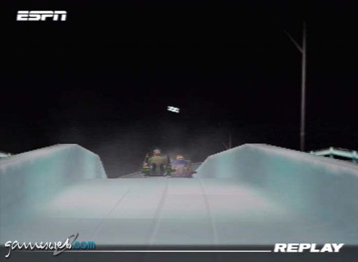 ESPN International Winter Sports - Screenshots - Bild 18