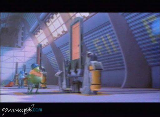 Die Monster AG - Screenshots - Bild 18