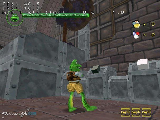 Frogger: The Great Quest  Archiv - Screenshots - Bild 10