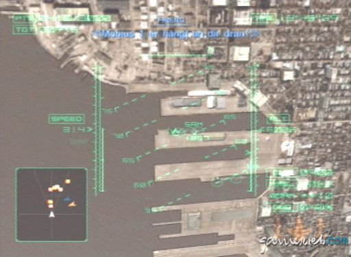 Ace Combat 4 - Screenshots - Bild 9