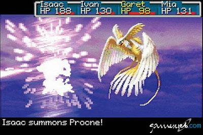 Golden Sun - Screenshots - Bild 6