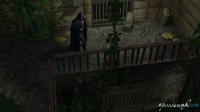 Batman: Dark Tomorrow  Archiv - Screenshots - Bild 4
