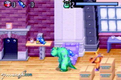 Die Monster AG - Screenshots - Bild 19
