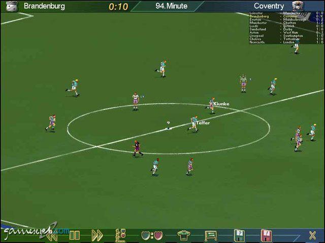 Fussballmanager Fun  Archiv - Screenshots - Bild 5