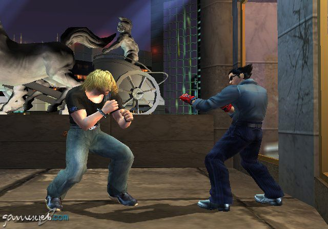 Tekken 4  Archiv - Screenshots - Bild 2