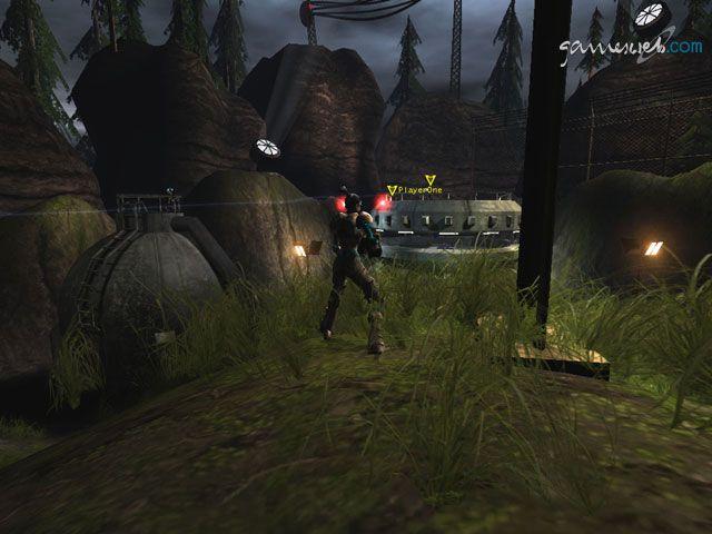 Unreal Tournament 2003 - Screenshots - Bild 2