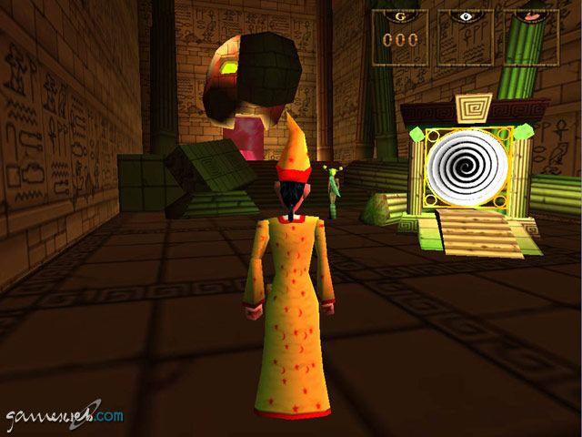 Simon the Sorcerer 3D  Archiv - Screenshots - Bild 12