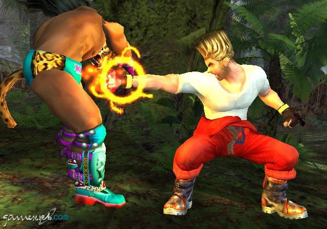 Tekken 4  Archiv - Screenshots - Bild 14