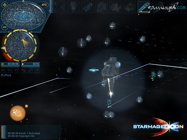 Starmageddon: Project Earth  Archiv - Screenshots - Bild 8