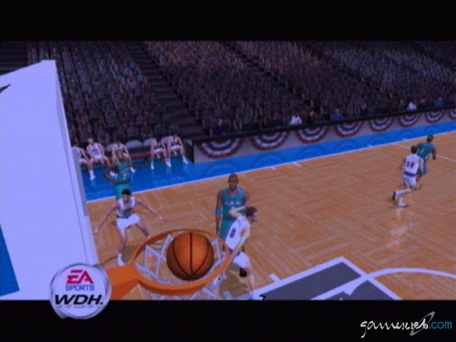 NBA Live 2002 - Screenshots - Bild 19