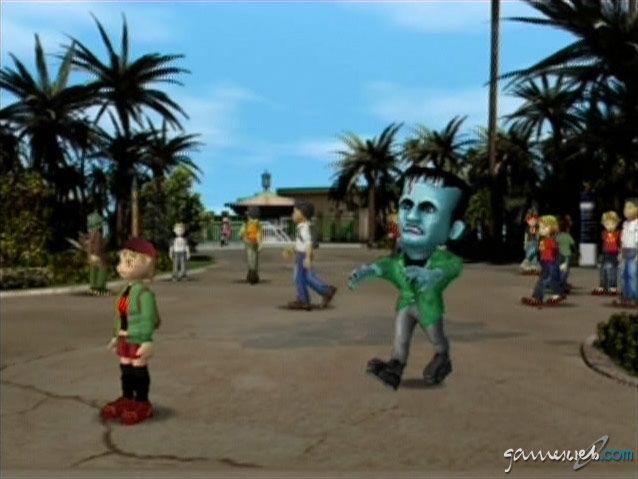 Universal Studios Adventure  Archiv - Screenshots - Bild 13