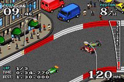 Driven - Screenshots - Bild 12