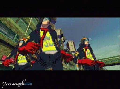 Jet Set Radio Future - Screenshots - Bild 20