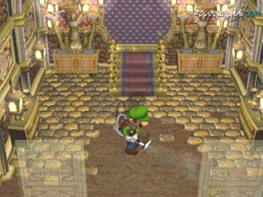 Luigi's Mansion - Screenshots - Bild 6