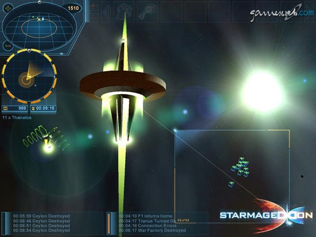 Starmageddon: Project Earth  Archiv - Screenshots - Bild 17