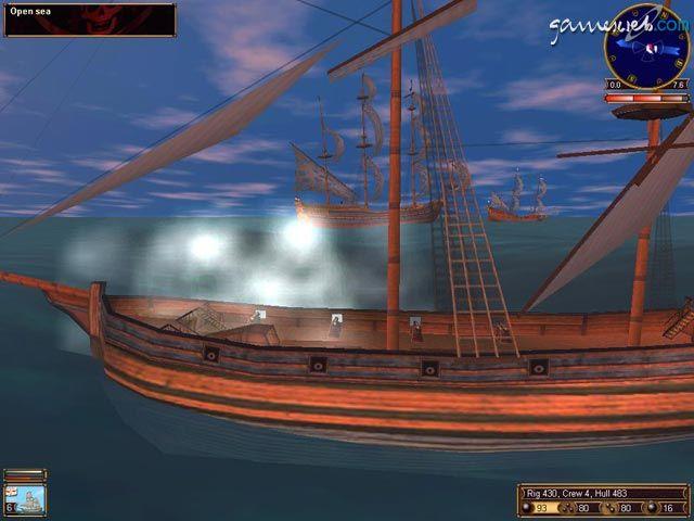 Sea Dogs - Screenshots - Bild 18