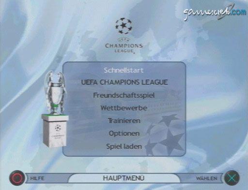UEFA Champions League Season 2001/2002 - Screenshots - Bild 2