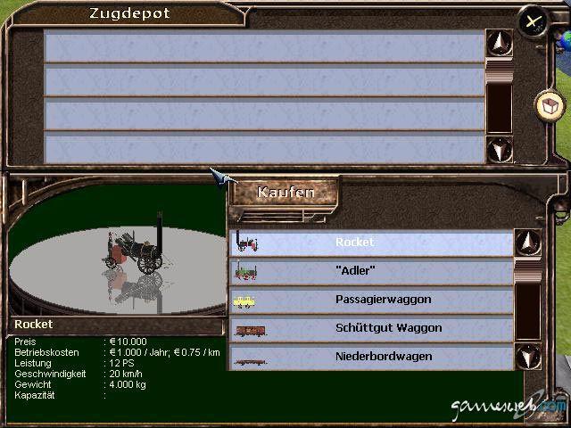 Schiene & Straße - Screenshots - Bild 11