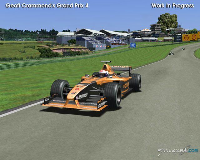 Grand Prix 4  Archiv - Screenshots - Bild 5