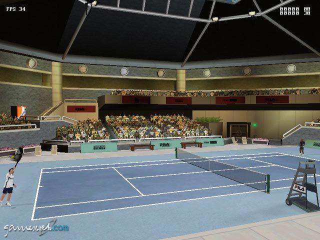Fila World Tour Tennis  Archiv - Screenshots - Bild 10
