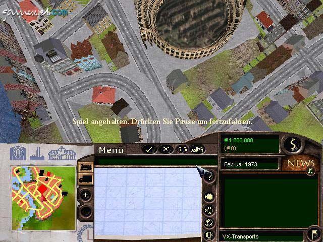 Schiene & Straße - Screenshots - Bild 19