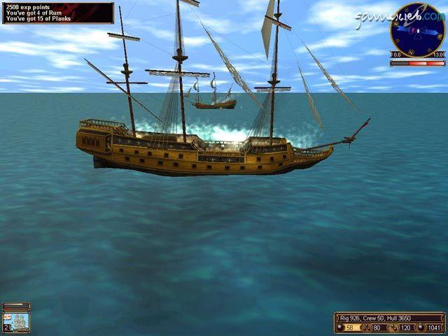 Sea Dogs - Screenshots - Bild 19