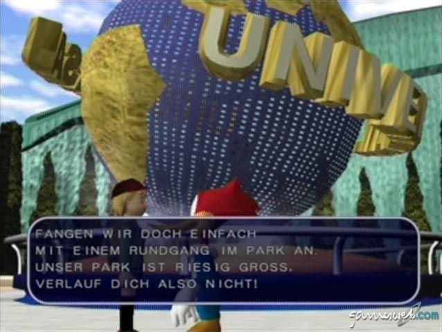 Universal Studios Adventure  Archiv - Screenshots - Bild 17