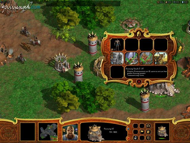 Warlords: Battlecry 2 - Screenshots - Bild 15