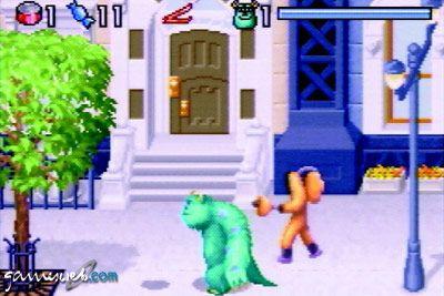 Die Monster AG - Screenshots - Bild 16
