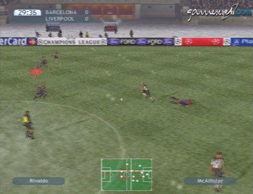 UEFA Champions League Season 2001/2002 - Screenshots - Bild 8