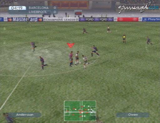 UEFA Champions League Season 2001/2002 - Screenshots - Bild 20