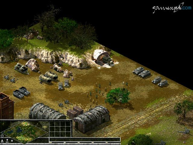 Sudden Strike 2  Archiv - Screenshots - Bild 2