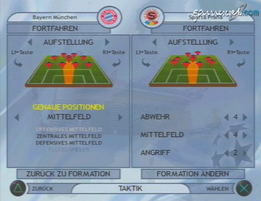 UEFA Champions League Season 2001/2002 - Screenshots - Bild 5