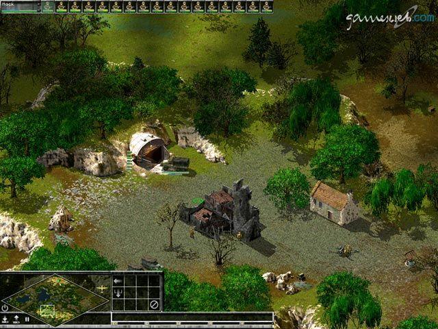 Sudden Strike 2  Archiv - Screenshots - Bild 6
