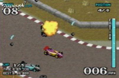 Driven - Screenshots - Bild 8